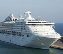 Brisbane, Australia roundtrip cruise